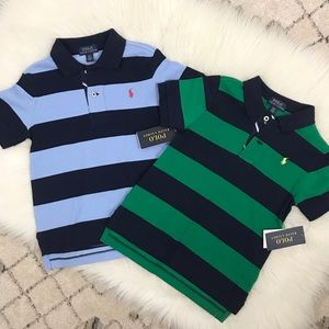 Polo Ralph Lauren Toddler 4T Polo Shirt Bundle